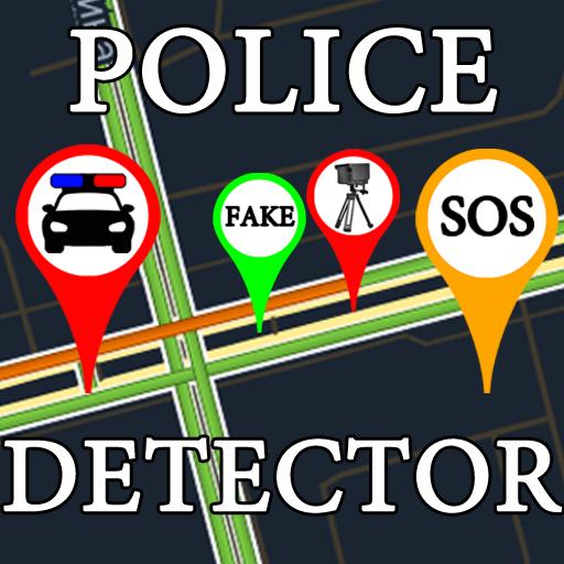Police Detector (Speed Camera Radar) Icon
