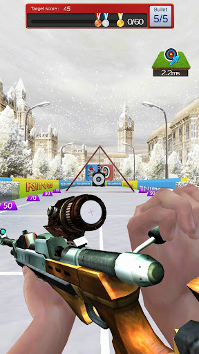 Shooting 3D Master- Free Sniper Games screenshot 12