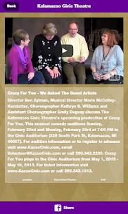 Kalamazoo Civic Theatre - náhled