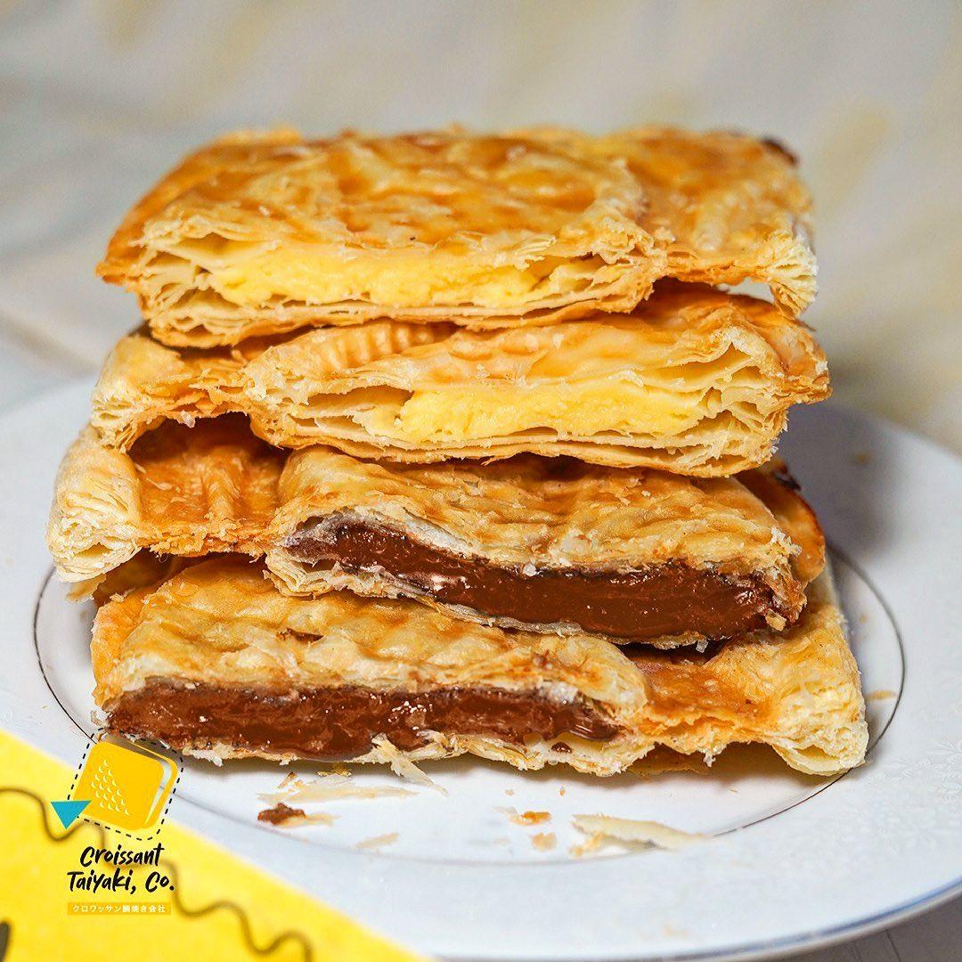 Get a Sweet Taste of Japan with Croissant Taiyaki