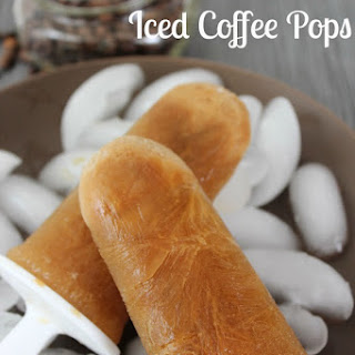 Easy Vietnamese Iced Coffee Pops