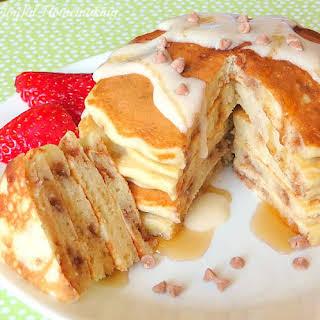 Copycat Cinnamon Pancakes.