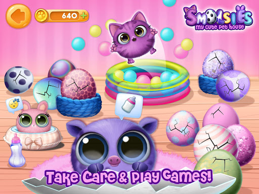 Smolsies - My Cute Pet House android2mod screenshots 15