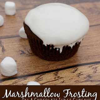 Marshmallow Frosting #Recipe