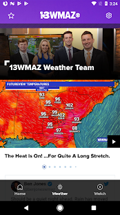 App 13WMAZ: Central Georgia News APK for Windows Phone