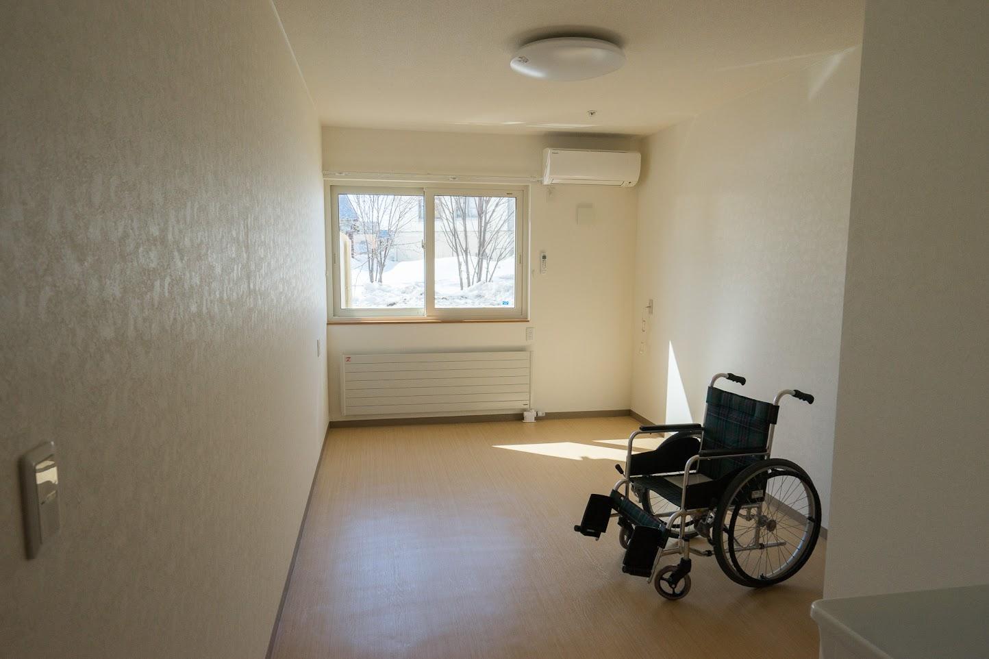 居室(12.48平方メートル)