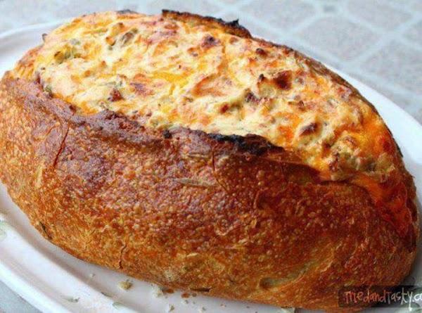 Cheesy Baked Dip Recipe