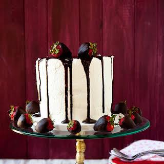 Tuxedo Cake.