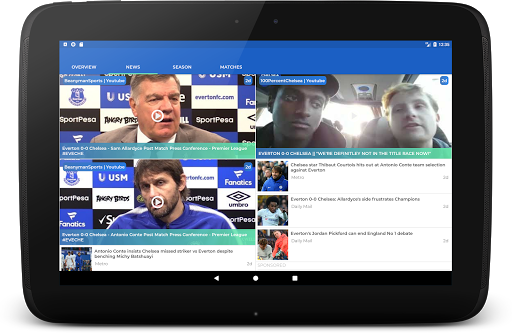 CFCN -  The Ultimate Chelsea Fan App 1.3 screenshots 9