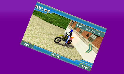 3D Bike Stunt Racing - náhled