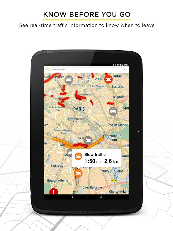 TomTom MyDrive – Android Apps on Google Play