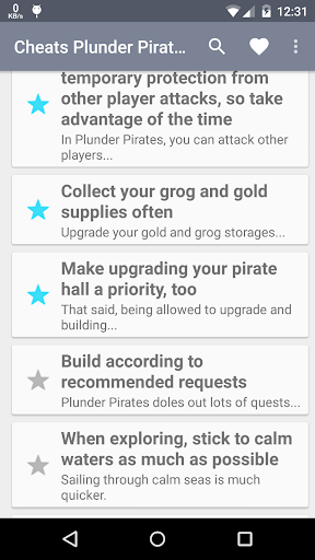 Cheats for Plunder Pirates