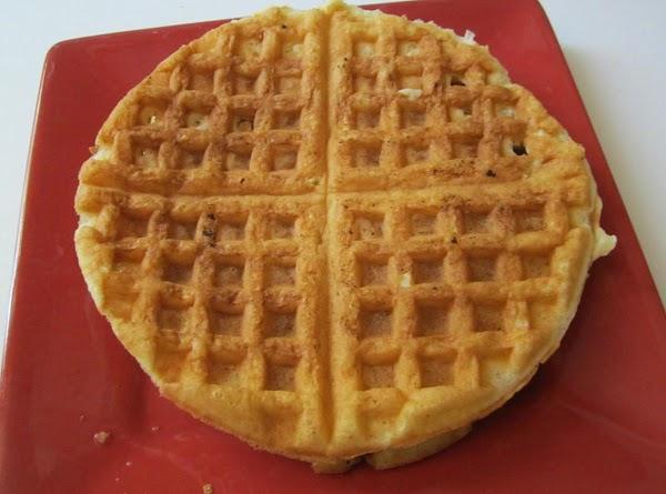 Malted Milk Waffles Recipe