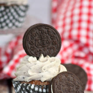 Give Me Those Oreo Chocolate Cupcakes.