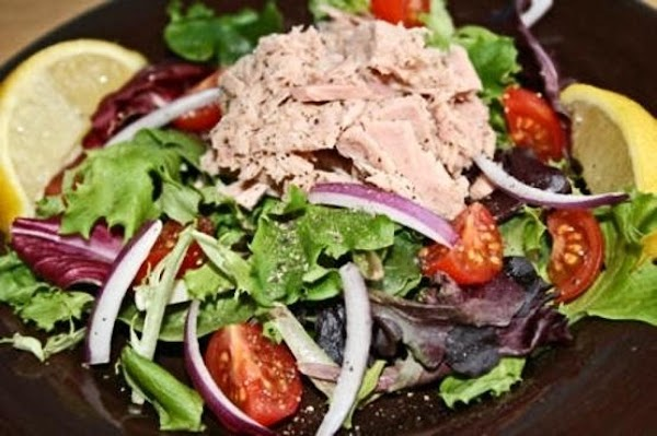 My Accordin Tuna Salad Recipe