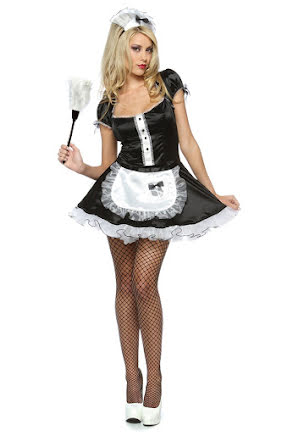 French Maid, one size