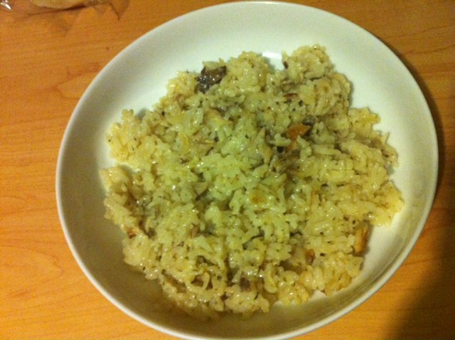 Smoked Mackerel Risotto Recipe