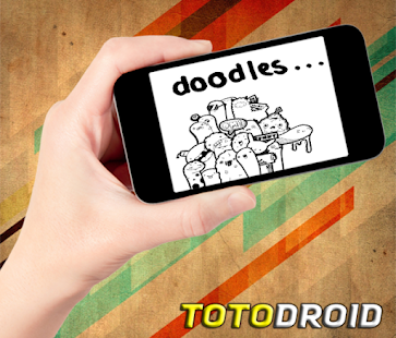 Doodle design - náhled