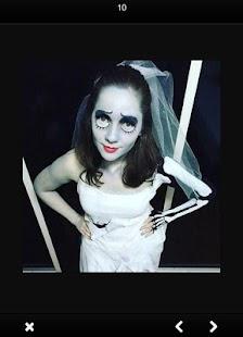 Hallowen kostýmní nápady - náhled