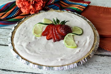 Frosty Strawberry Margarita Dessert Recipe