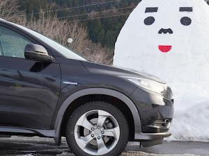 ヴェゼル RU4 のカスタム事例画像 supercarさんの2021年01月24日17:22の投稿