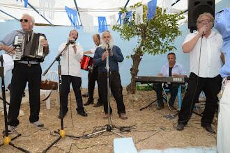 Photo: דני חדד הפייטמן, אמן הקלרינט מוסא ברלין ולהקתו