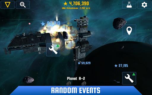 Idle Galaxy Miner 2.5 screenshots 4