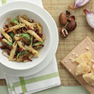Barilla Bacon and Brussels Sprouts Penne.