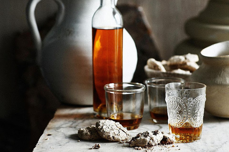 Learn How to Make Your Own Amaretto Liqueur Recipe