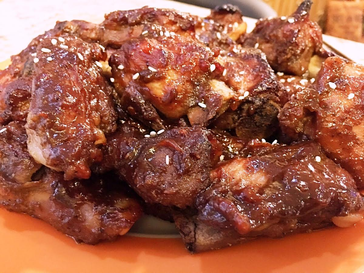 Chinese 5 Spice Spare Ribs Just A Pinch Recipes