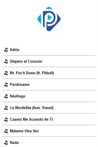 Ricky Martin - App Letras