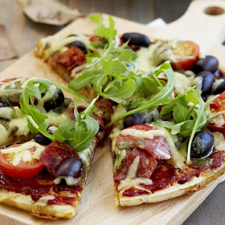 Individual Pizzas Recipes