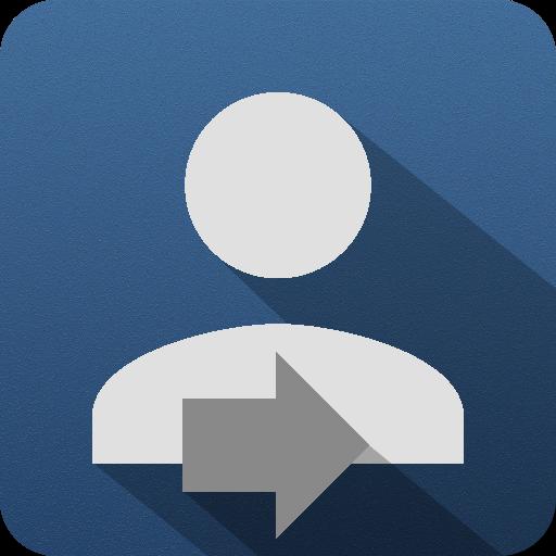 Import Contacts 工具 App LOGO-APP試玩