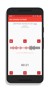 Rec Audio Recorder PRO Screenshot