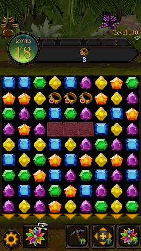 Secret Jungle Pop : Match 3 Jewels Puzzle 1.2.5 screenshots 7