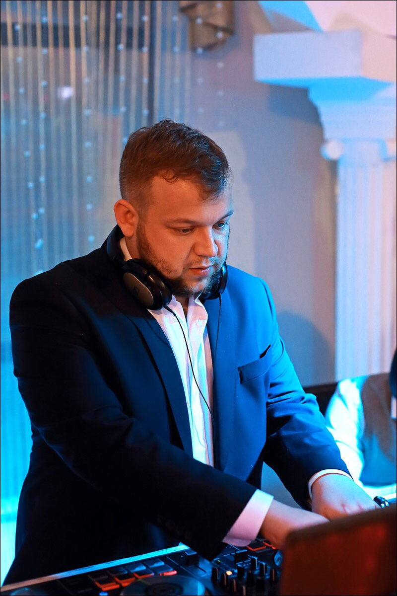 Дмитрий Тимошкин в Самаре