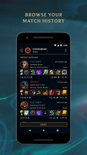 League Friends 1.5.1 screenshots 5