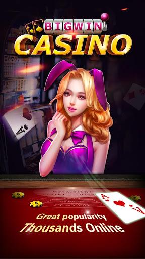 BigWin Casino - Blackjack,Slot,Baccarat,Roulette apktram screenshots 6
