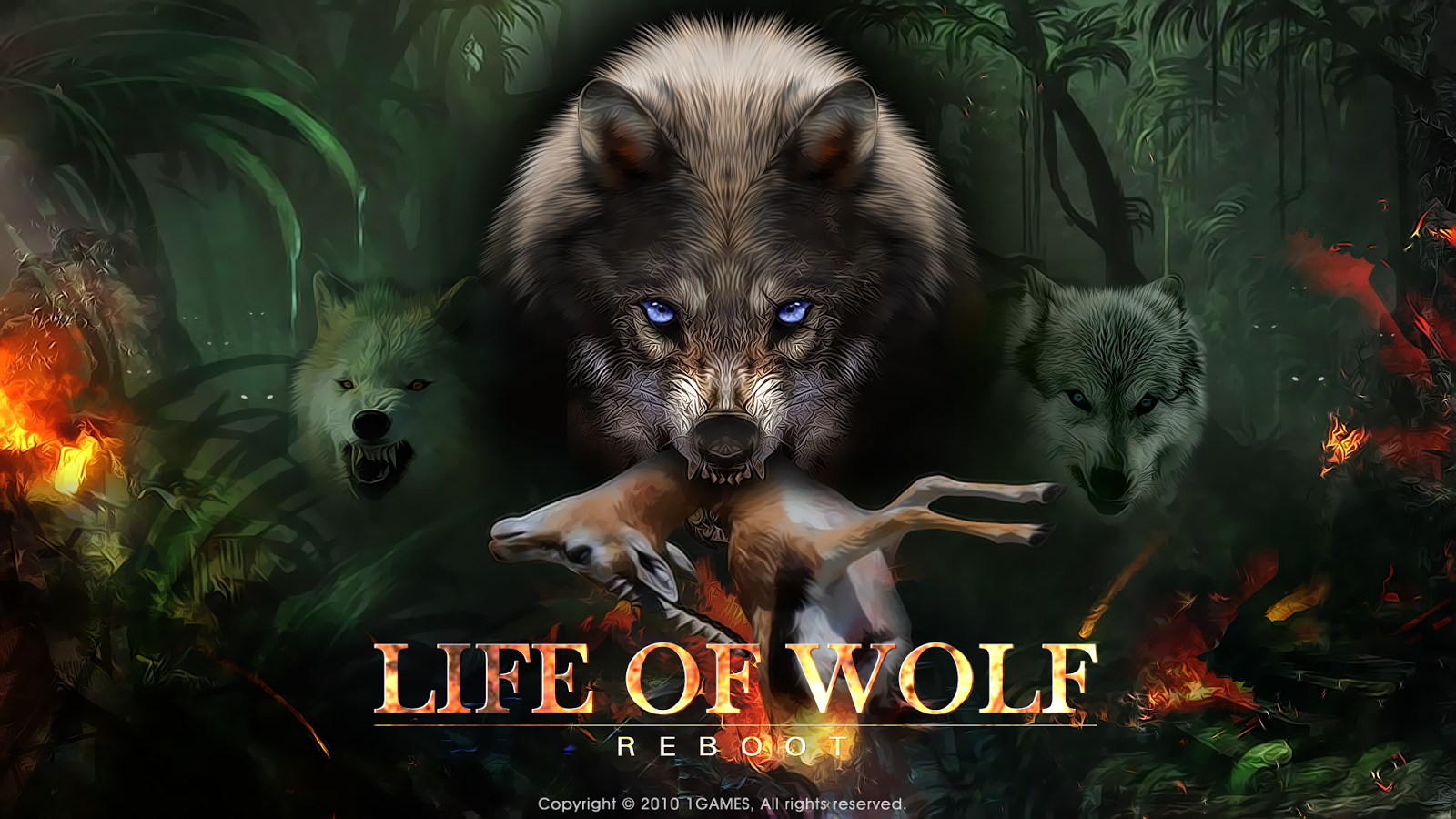 Life Of Wolf Reboot Screenshot
