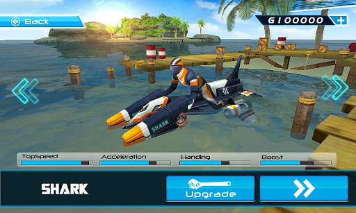 Powerboat Racing 3D screenshot 6