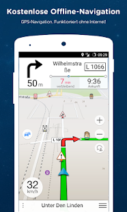 Navmii GPS Welt (Navfree) Screenshot