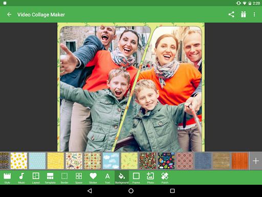 Video Collage Maker 24.6 screenshots 15