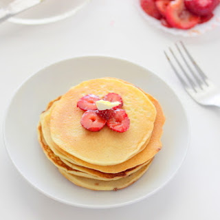 Old Fashion Pancakes (Single Serving).