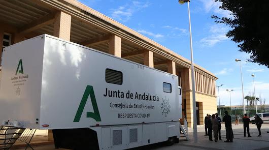 Los almerienses 'pasan' de los cribados y Junta programa más en 4 municipios
