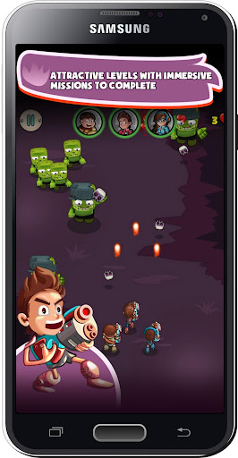Bloody Sniper: Zombie Plannet