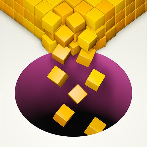 Raze Master: Hole Cube and Blocks Game