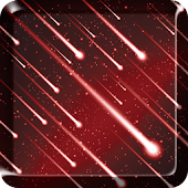 Meteors Live Wallpaper Free