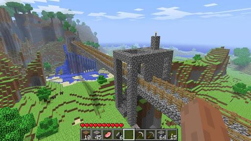 Bridge Ideas - Minecraft
