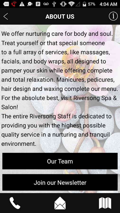 Riversong Spa & Salon- screenshot