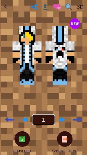 Boys Skins for Minecraft PE 1.7.0 screenshots 1